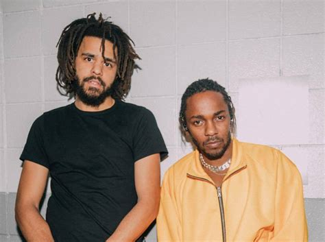 kendrick lamar interview j cole talks kendrick lamar kanye west in new interview