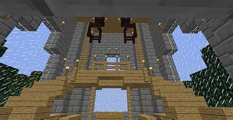 Minecraft Stairs Design Thyririan Mage Tower Minecraft Project
