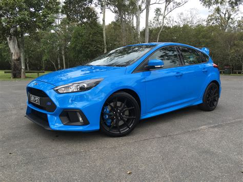 2017 Ford Focus RS Review   photos   CarAdvice