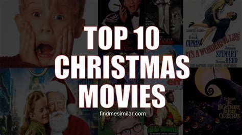 top 10 christmas movies youtube