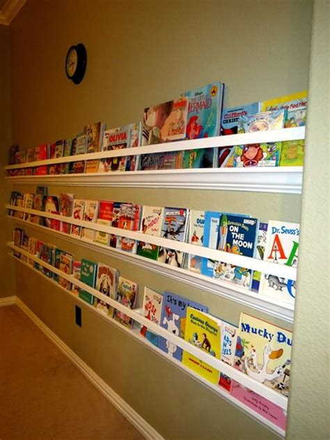 17 best ideas about gutter bookshelf on