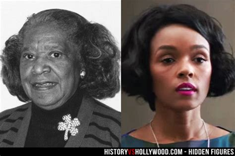 katherine johnson actress hidden figures movie vs the true story of katherine