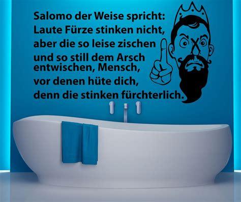 bd klo toiletten spruch aufkleber wandtattoo badezimmer wc bad
