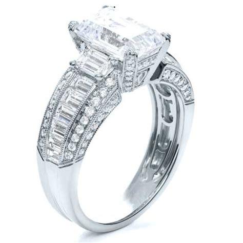 emerald cut engagement ring 192