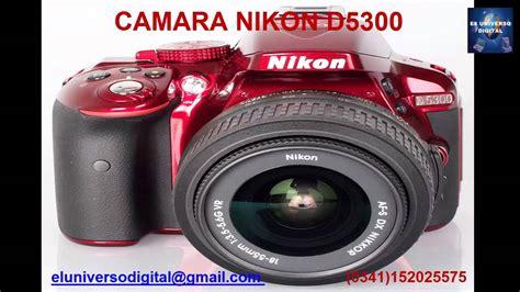 precios camaras nikon reflex camaras reflex camaras digitales reflex nikon d5300