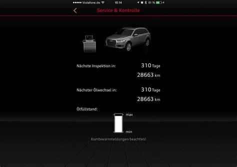 Audi Mmi Connect App by Die Neuen Audi Connect Dienste Audi Blog
