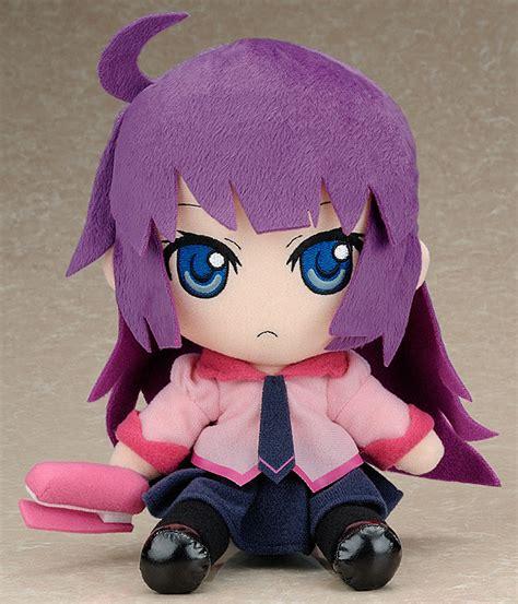 Handmade Anime Plushies - bakemonogatari plushie series 01 hitagi senjougahara my