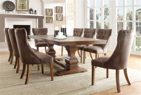 9pc dining room set homelegance marie louise 9pc dining room set dallas tx