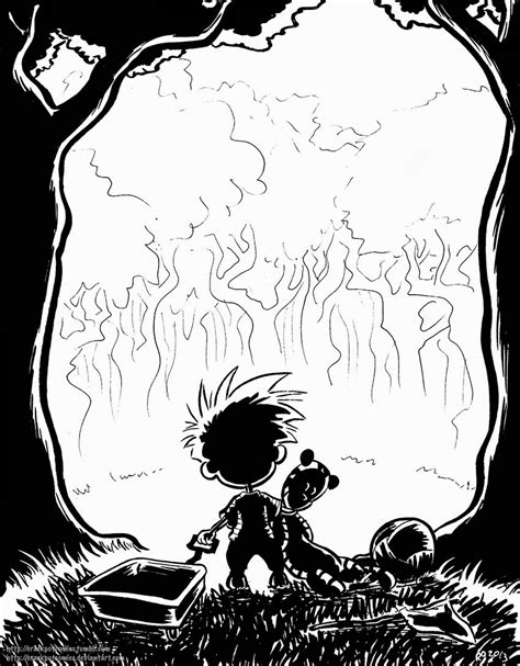 it s a magical world a calvin and hobbes collection it s a magical world hobbes buddy by