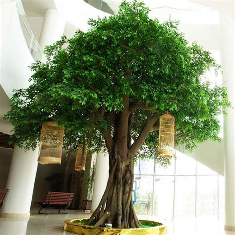 indoor decorative trees for the home high simulation large artificial tree for outdoor