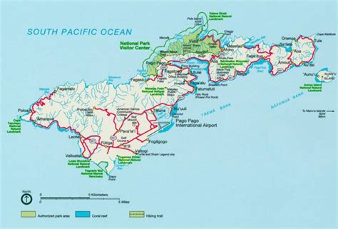 map of american samoa islands esrl global monitoring division american samoa observatory