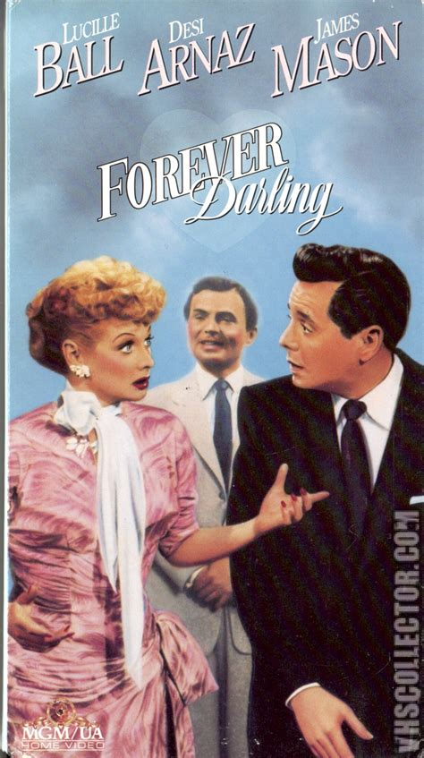 Lucille Ball And Desi Arnaz by Forever Darling Vhscollector Com Your Analog Videotape