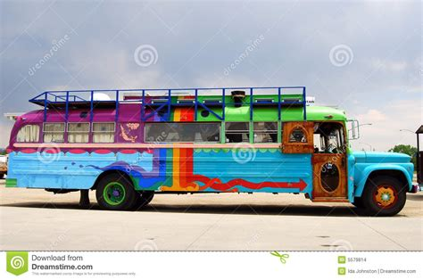 Kitchen And Bath Designers Colorful Bus Stock Images Image 5579814