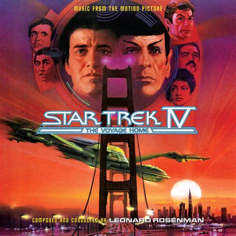complete trek iv the voyage home soundtrack