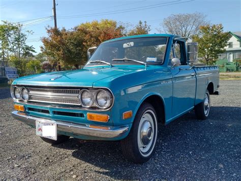 datsun truck for sale 1971 datsun 521 for sale on bat auctions sold for