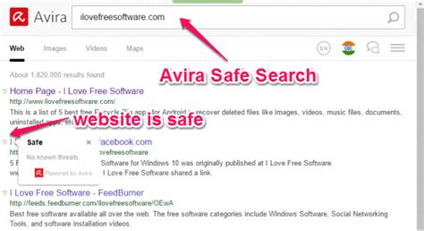 Okay Free Search Avira Scout Free Secure Web Browser By Avira