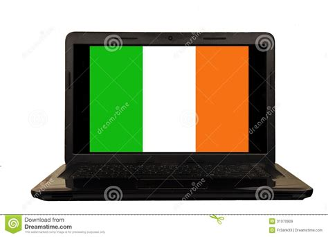 ireland colors flag colors royalty free stock images image 31070909