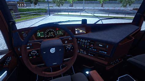 truck simulator 2 volvo fh16 2012 interior