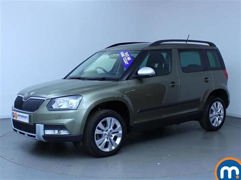 skoda yeti second price used skoda cars for sale second nearly new skoda