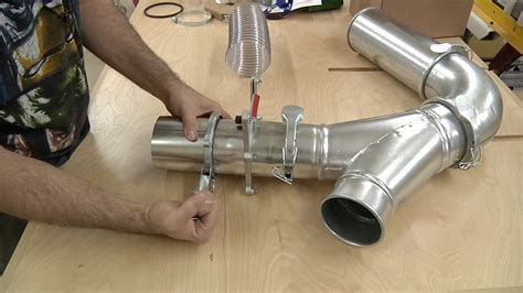 woodwork fittings 201 installing nordfab ductwork the wood whisperer