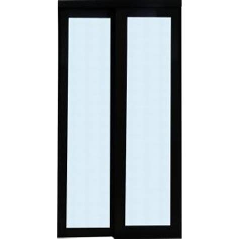 frosted interior doors home depot truporte grand 2230 series 72 in x 80 in composite