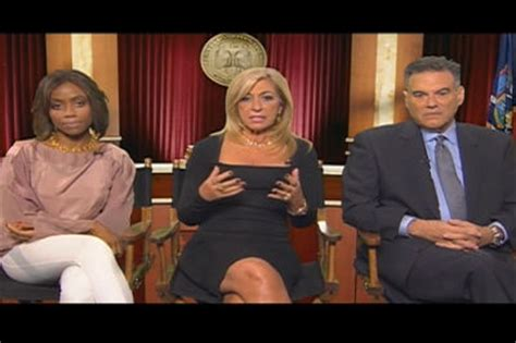 judge judy hot bench ir interview tanya acker patricia dimango larry bakman