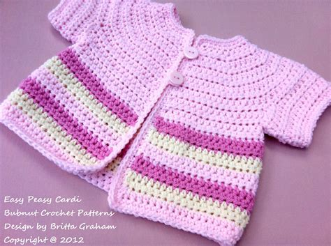 beginner crochet baby sweater pattern crochet and knit