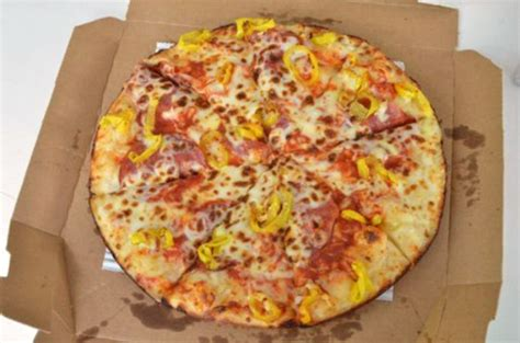 Dominos Handmade Pizza - chain reaction we try the new domino s handmade pan pizza