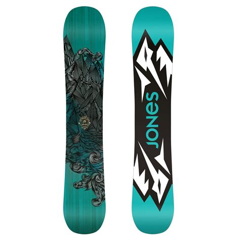 tavole snowboard outlet jones mountain snowboard 2015 evo