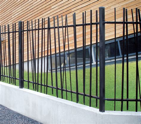 Architectural Metal Panels Ideas A Royal Fence The Ad Journal In Kongens By Architects Fabric Clipgoo