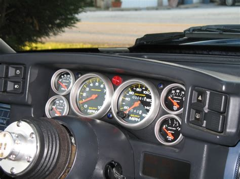 mustang custom gauges florida 5 0