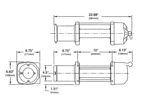 ramsey winch wiring diagram superwinch winch wiring diagram get free image about