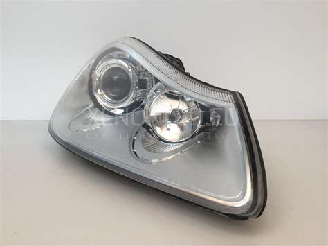 porsche headlights at porsche cayenne 957 2008 2011 ahl xenon headlights