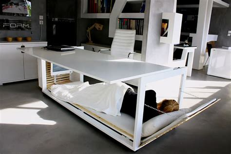napping desk nap desk that converts into bed and lets you sleep at work