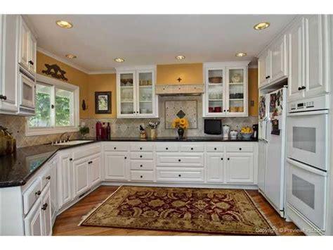 White Kitchen With White Appliances Mls 120011944 6130 Kitchen Cabinets Santa Ca