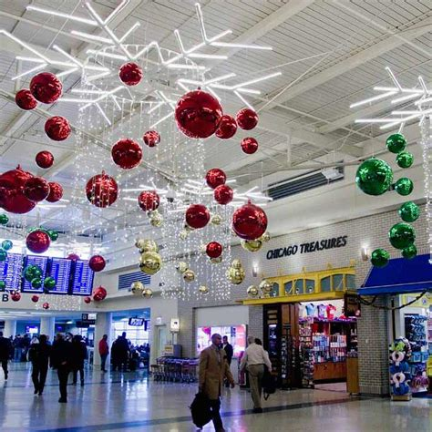 christmas decorations commercial designer events holiday