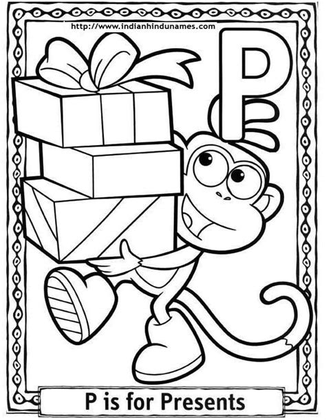 dora alphabet coloring pages 1000 images about dora coloring pages on pinterest