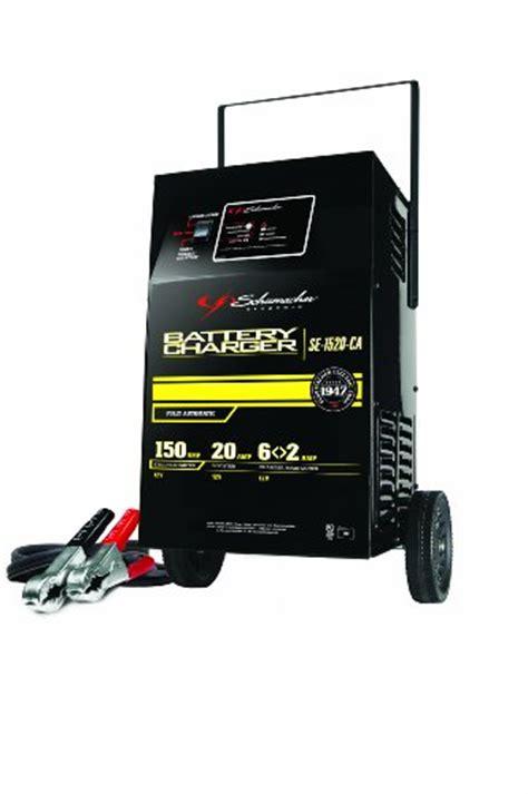 schumacher se  ca   amp automatic battery charger aftermarket garage