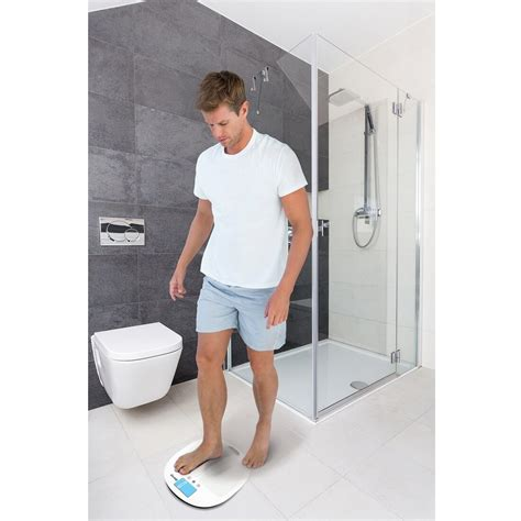 how a bathroom scale works salter bluetooth smart analyser pro bathroom scale 9192 wh3r