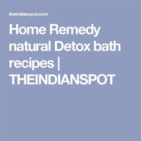 Detox Bath With Borax by 1000 Ideas About Detox On