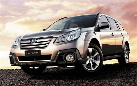 Subaru Outback 2020 Review by Subaru Outback 2020 News Review Feature New Model