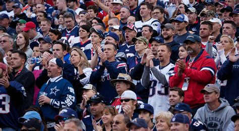patriots fans nfl fans and espn reporters overly optimistic about team