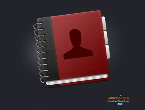 Psd Code Lookup By Address Address Book Design Psd Icon Millions Vectors Stock Photos Hd Pictures Psd