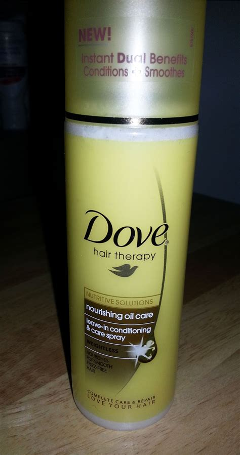 Dove Leave In Conditioner dove leave in conditioning care spray miss makeup magpie