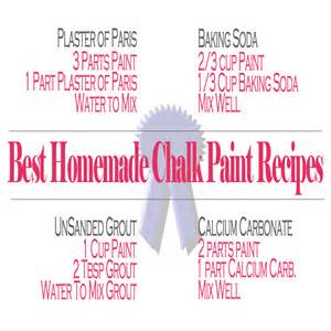 diy homemade chalk paint tips salvaged inspirations