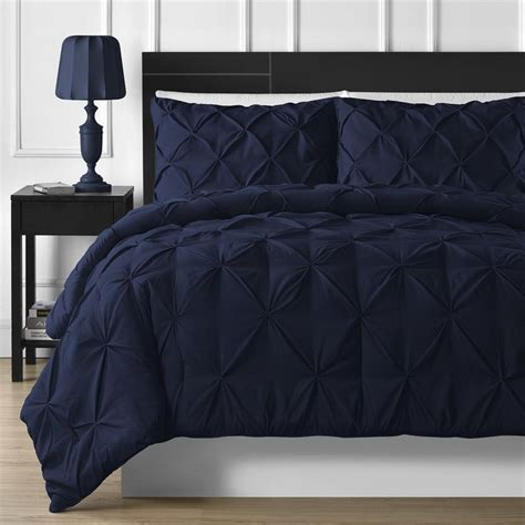 Navy Blue King Quilt Best 25 Navy Blue Comforter Ideas On Navy