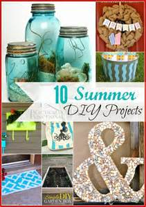 10 DIY Summer Projects