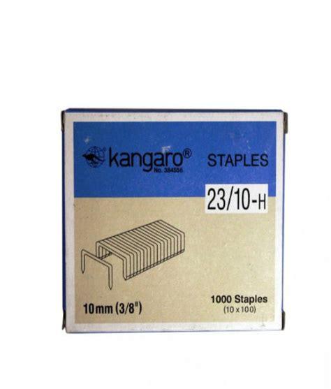 Isi Staples Max 1210 2310 kangaro staples 23 10 1210 fp media