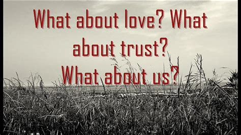 What About by P Nk What About Us Lyrics
