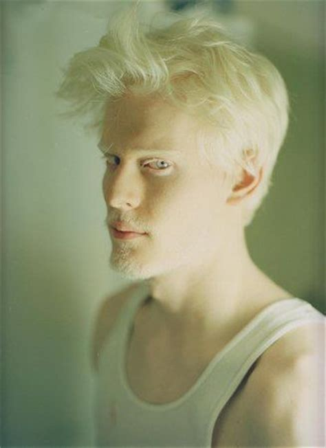 albino pubes stephen thompson albino model and models on pinterest